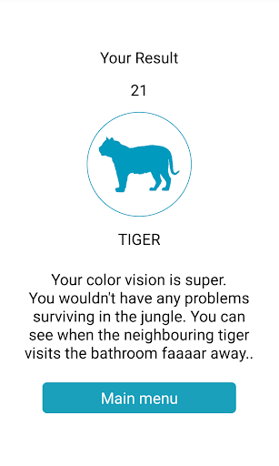 Color Vision Test Game
