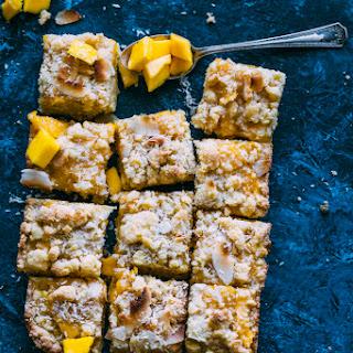 Mango Crumb Bars Recipe