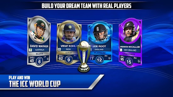 Download ICC Pro Cricket  2015 For PC Windows and Mac apk screenshot 1