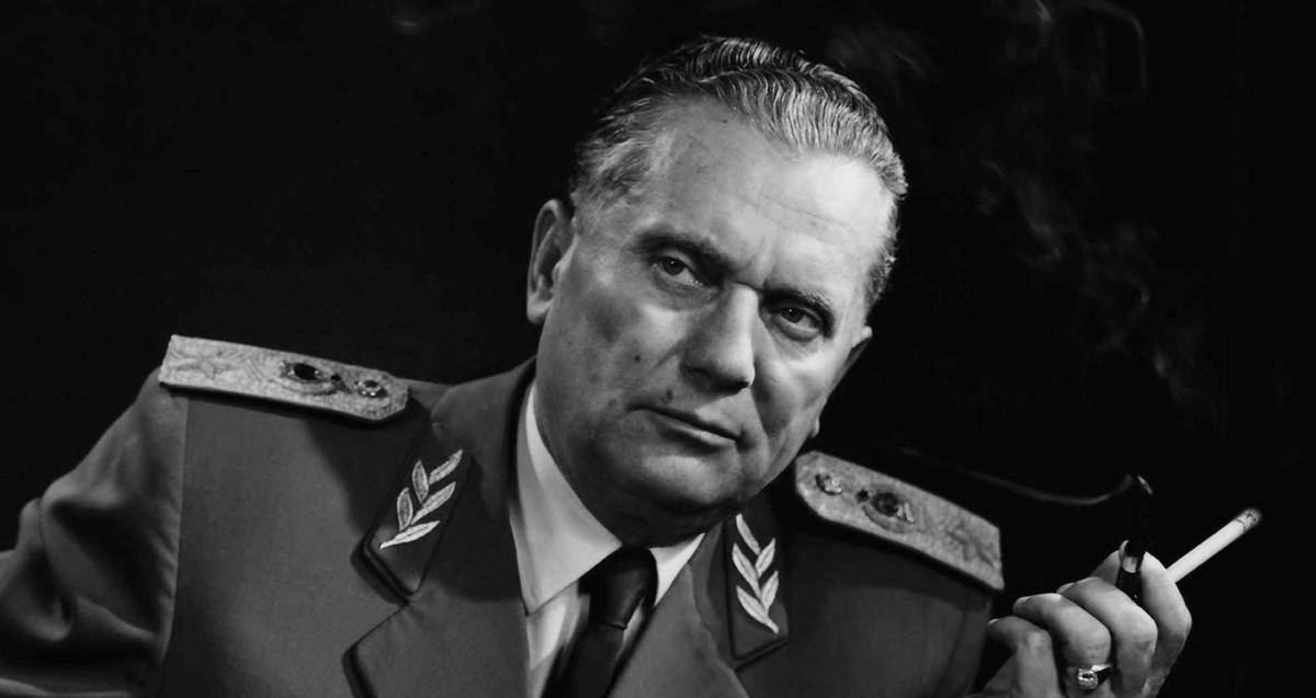 Фото открытых источников. Иосип Броз Тито. Глава социалистической Югославии