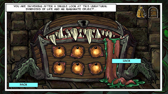 Lovecraft Quest – A Comix Game 2