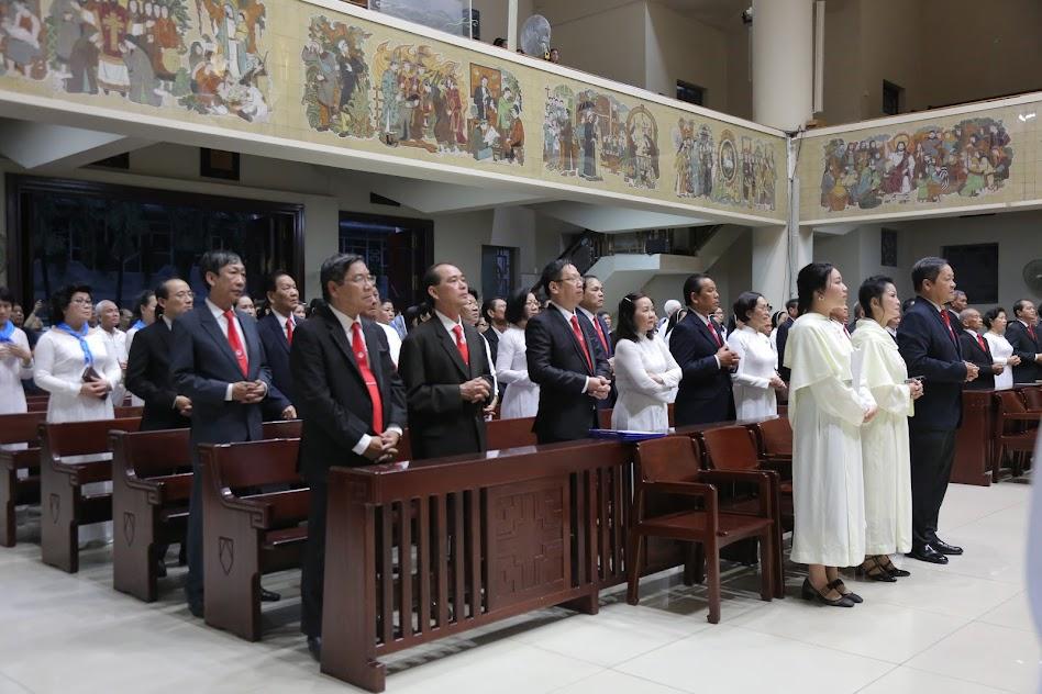 Mừng Ngọc Khánh Tu Viện, Tân HĐMV và Bổn mạng ca đoàn Alberto