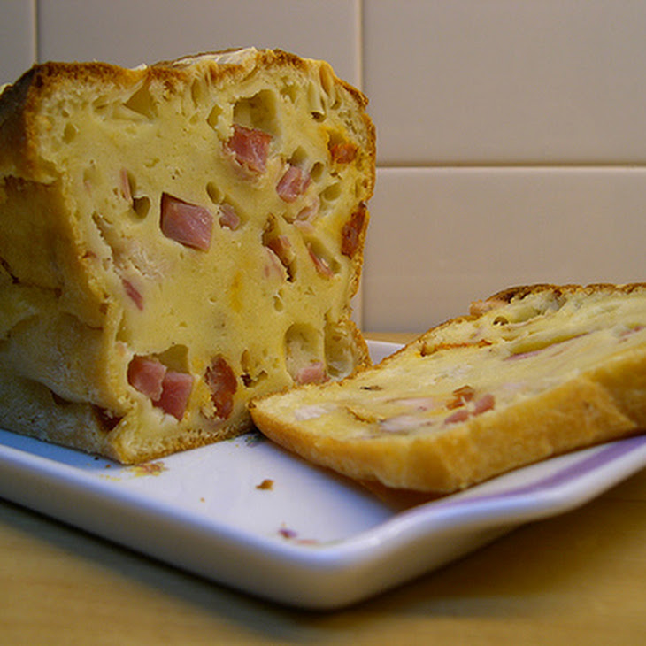English-style Meat and Cheese Loaf