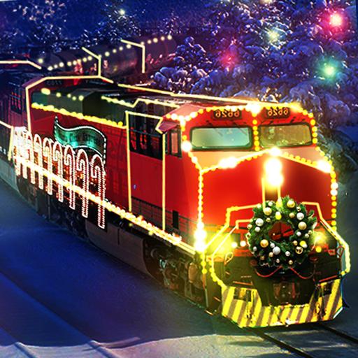 Baixar Natal Simulador de Trem - Unidade de como o Papai
