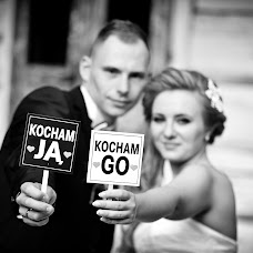 Wedding photographer Rafał Niebieszczański (RafalNiebieszc). Photo of 19.08.2016