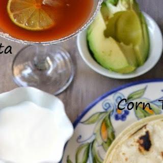 Xalapa (Mexico) -- Vegetarian Mexican Brunch (Huevos Rancheros with Black beans)