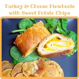 Turkey & Cheese Pinwheels