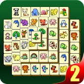 Mahjong Solitaire Animal 2
