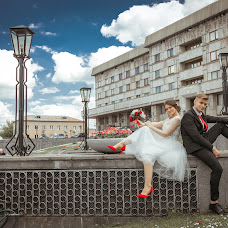 Wedding photographer Ekaterina Zhorina (Zhorina). Photo of 21.06.2018