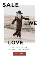 Sale We Love - Pinterest Promoted Pin item