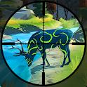 Fantasy Animal Hunter Sniper Shooter 2019 icon