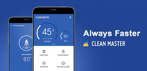 Clean Master- Space Cleaner & Antivirus & Free Ram