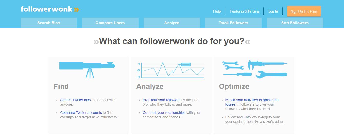 Followerwonk review
