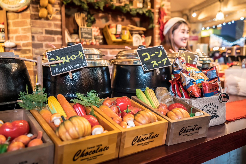 光の街・博多 クリスマスマーケット3