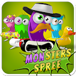 Monsters Spree Icon