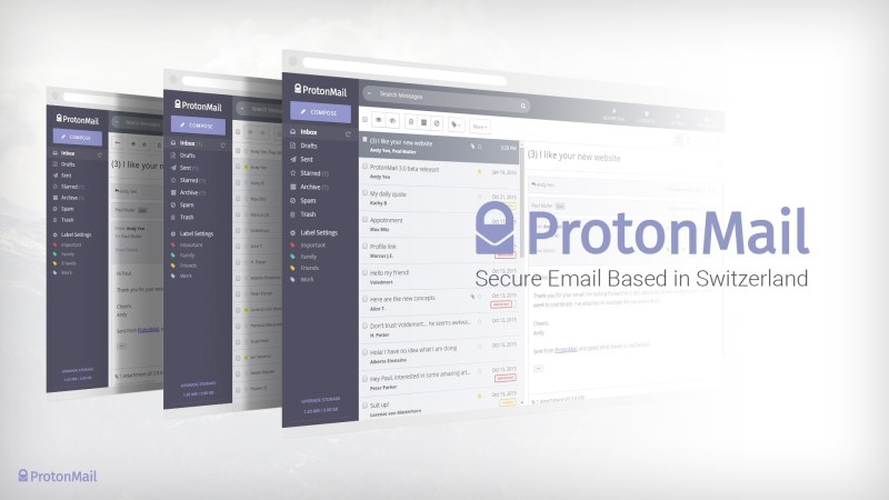 Protonmail Best Gmail Alternatives