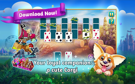 Solitaire Family World modavailable screenshots 13
