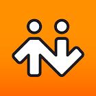 Bria Mobile: VoIP SIP 通信网络电话 icon