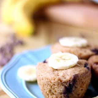 Vegan Banana Bread Mug Cake.