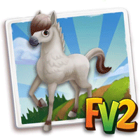 farmville 2 cheat for adult fjord white horse