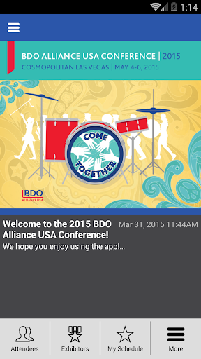 2015 BDO Alliance USA Conferen