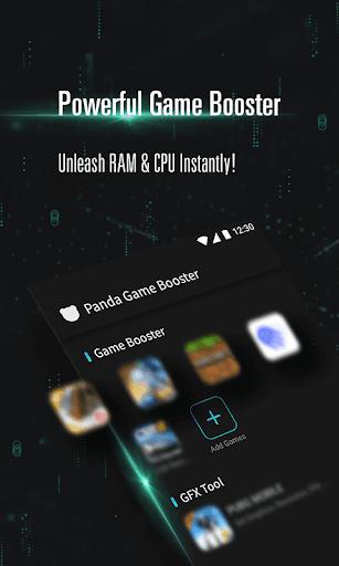 Panda Game Booster & GFX Tool for Battleground 1.0.0 screenshots 1