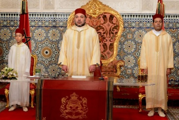 Image result for King of Morocco