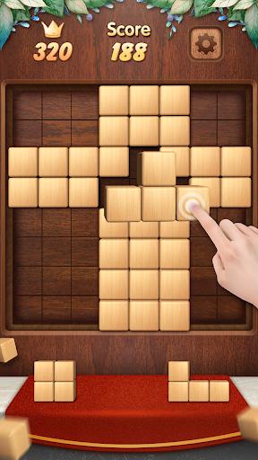 Wood Block Puzzle 3D 1.0.8 screenshots 2