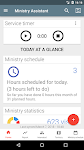 screenshot of Ministry Assistant