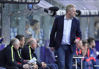 La surprise Peter Maes à Anderlecht?