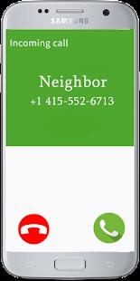 Call From Neighbor - náhled