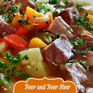 Crockpot Beef and Beer Stew