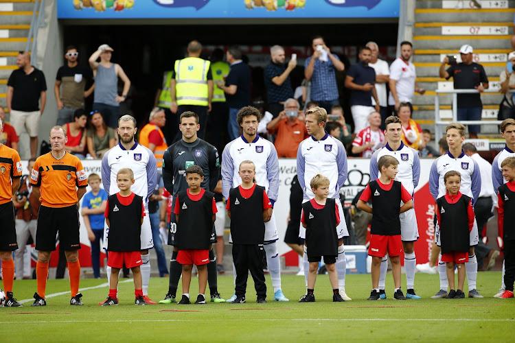 Après le deal Luckassen, Anderlecht lâche l'affaire pour un autre prêt