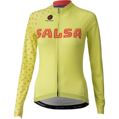 Salsa 2018 Team Kit Women's Long Sleeve Jersey