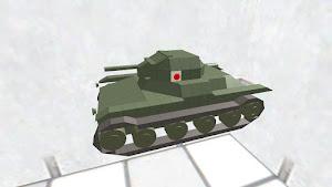 九八式軽戦車 ケニ 乙型 ディティールちょいアップ版