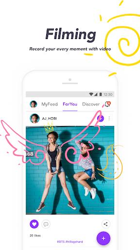 Movie Maker for YouTube & Instagram 5.0.0.1 screenshots 1
