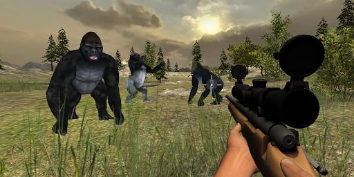 大猩猩亨特2015年