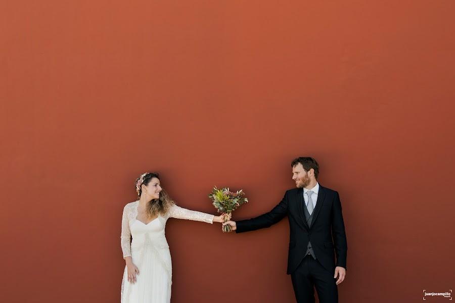 Fotógrafo de bodas Juanjo Campillo (juanjocampillo). Foto del 24.10.2017
