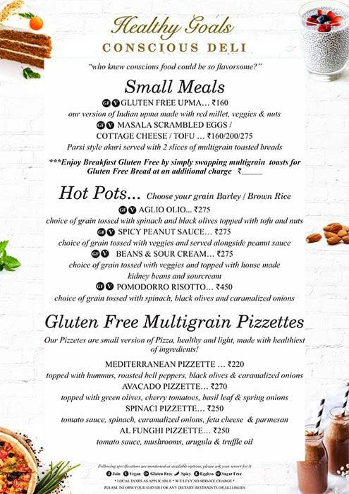 August Cafe menu 11