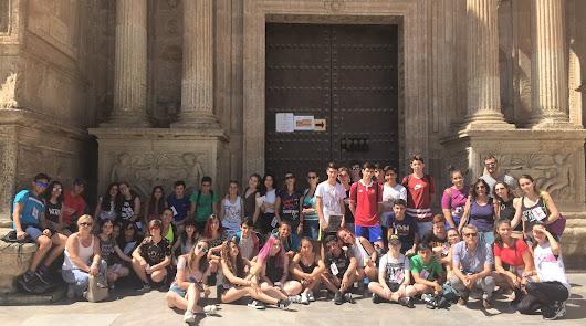 Alumnos recorren la ciudad que paseó Nicolás Salmerón