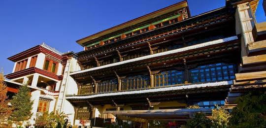 Songtsam Lodges - Songtsam Shangri-la (Lv Gu) Hotel