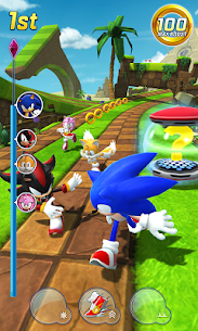 Sonic Forces Speed Battle 2.7.1 Mod Apk (Unlimited Money) Latest Version Download 2