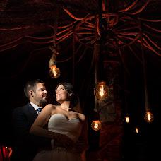 Wedding photographer David Gonzálvez (davidgonzalvez). Photo of 17.12.2018