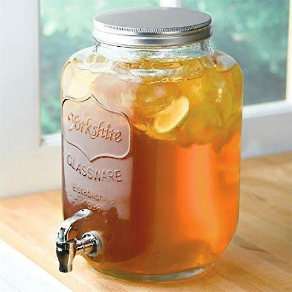 Perfect Southern Sweet Tea Recipe