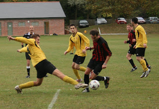 Photo: 17/10/09 v Sudbury Athletic (SFAJC1) 0-3