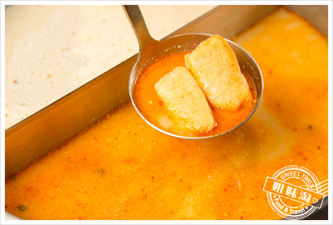星洲火鍋新加坡叻沙鍋