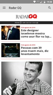 GQ Brasil- screenshot thumbnail