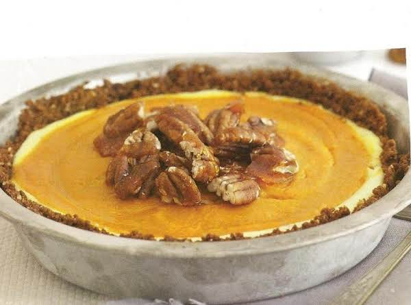 Macat's Pumpkin Pie Recipe