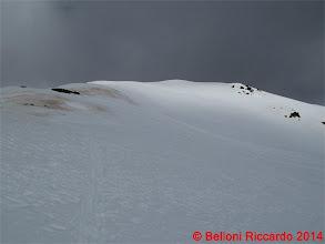 Photo: Ric_IMG_2927 cresta finale verso Cima Forzellina