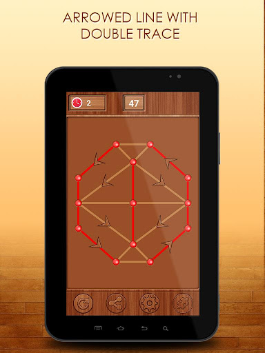 One Touch Drawing  -One Stroke Line Drawing puzzle apkpoly screenshots 14